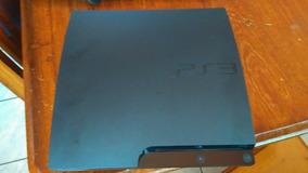 Playstation 03 Preto Com 02 Controles E 14 Jogos Originais