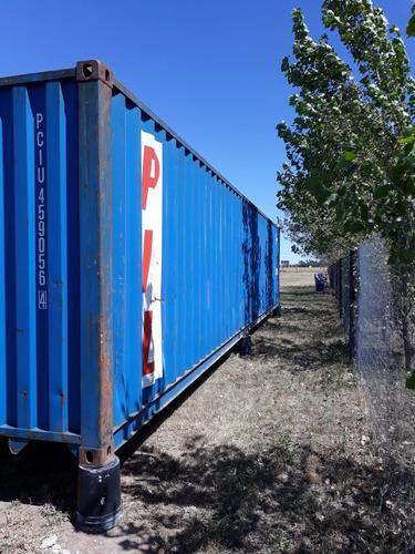 Contenedores Maritimos Containers Usados 40' Buenos Aires