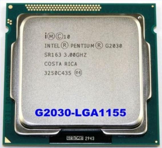 Processador Intel Pentium G2030
