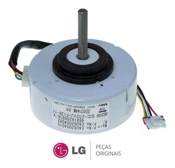 Motor Ventilador Evaporadora LG Eau62004010 12000 Inverter