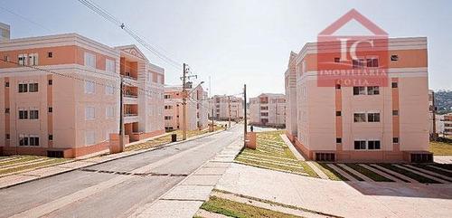 Apartamento Em Condomínio!! - Ap0158