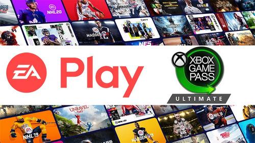 3 Meses De: Xbox Live, Game Pass Y Ea Play