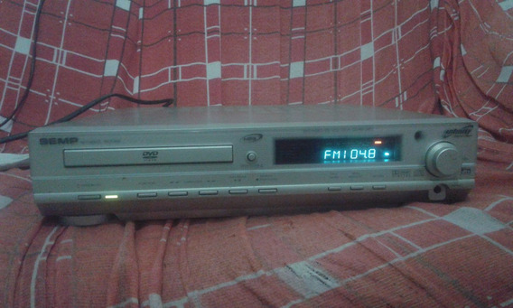 Dvd Receiver Xb 1509/dvd Mp3 Semp Leia