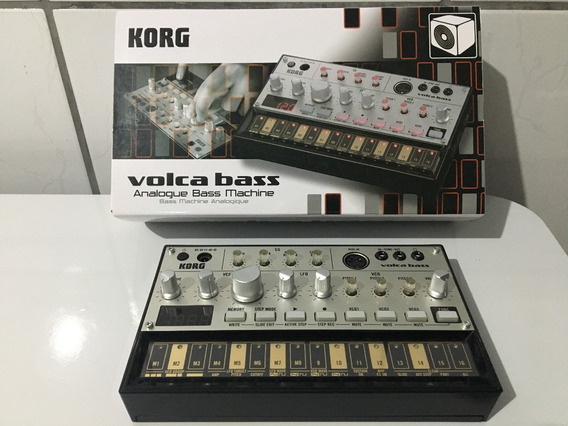 Korg Volca Bass (sintetizador Analógico)