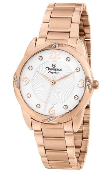 Relógio Champion Feminino Elegance Cn25734z