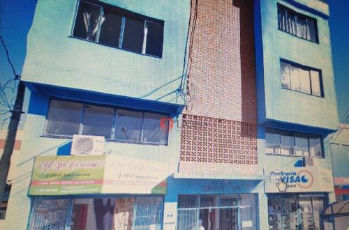 Apartamento Com 2 Dormitórios À Venda, 66 M² Por R$ 130.000,00 - Parque Dos Anjos - Gravataí/rs - Ap0826