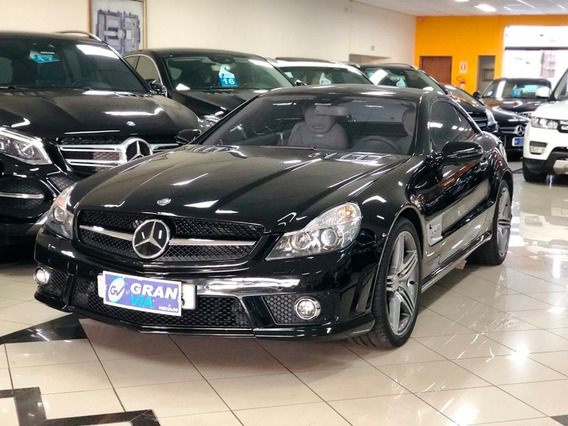 Mercedes-benz Sl 63 Amg 6.2 Roadster V8 Gasolina 2p