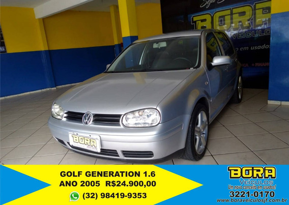 Volkswagen Golf 1.6 Mi Generation 8v Gasolina 4p Manual