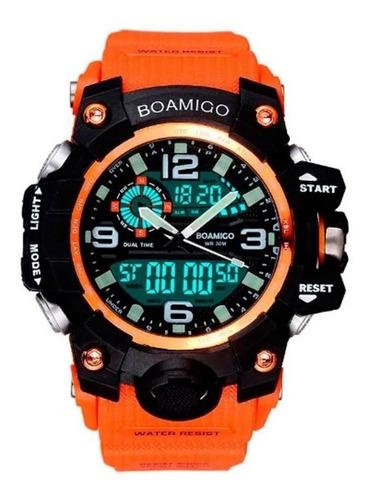Relógio Masculino Digital Esportivo Militar E Analogico