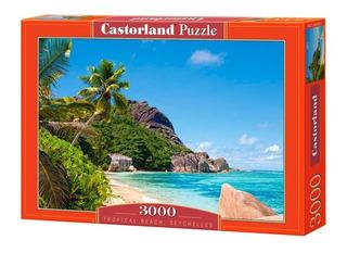 Rompecabezas Puzzle Castorland 3000 Piezas Ver Modelos