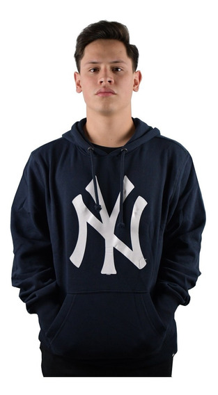 Sudadera 47 Hombre Azul New York Yankees Bb017fmhdph297848fn