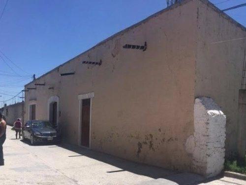 Terreno En San Martín Texmelucan De 1,200 M2 Con Casa De Campo.