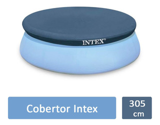 Cobertor Intex Pileta Modelo Easy Set 305 Cm