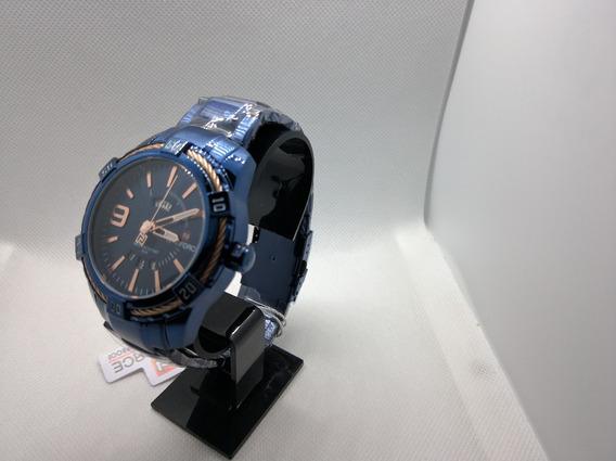 Relógio Masculino Luxo Original Estilo Militar Promoção!!!