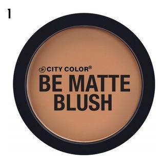 Paquete 12pz Be Matte Blush City Color Mayoreo