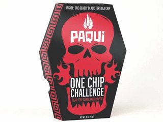 Paqui Carolina Reaper Madness One Chip Challenge