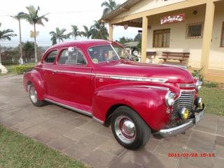 Chevrolet-club Coupe Barata