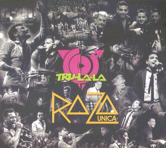 Cd Trulala Raza Unica En Stock Nuevo Musicanoba