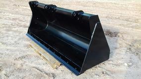 Bote O Cucharon Frontal Para Retroexcavadora Terex 760