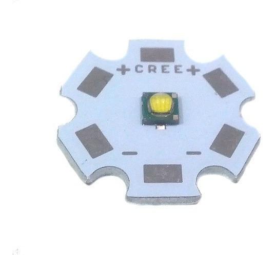 Led Cree Xpg - 5w - Branco Frio