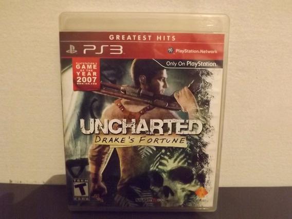 Ps3 Uncharted 1 Dublado Em Português - Completo - Trocas...