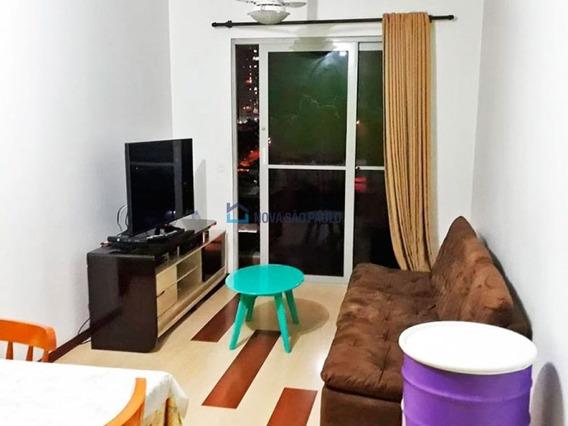 Apartamento 800 Metros Do Metrô Sacomã, 3 Dormitórios, 2 Vagas Sacada, Lazer Toral! - Bi24725