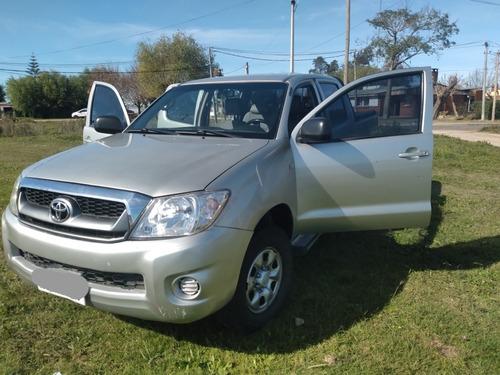 Toyota Hilux 2.5 Cd Dx Pack Tdi 120cv 4x4 2011