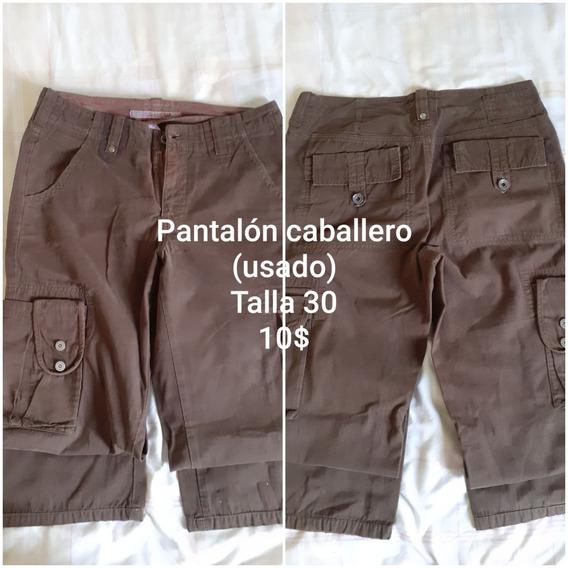 Pantalón Para Caballero