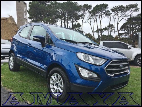 Ford Ecosport 1.5 Se Automática Amaya