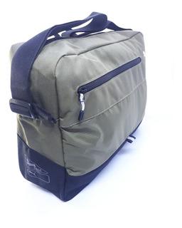 Maletin Puma Para Laptop Verde/negro Shoulder Burnt 07294905