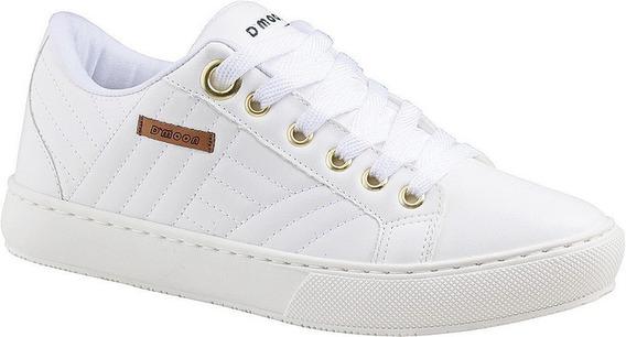 Zapatillas Urbanas Mujer Cocidas Blancas D