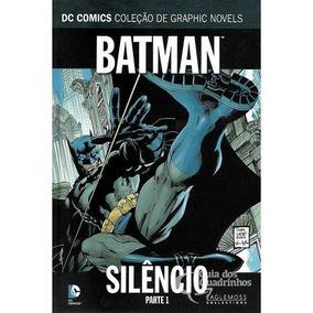 Graphic Novels Batman O Silêncio Parte 1