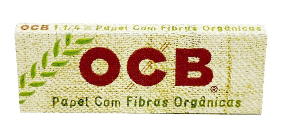 Papel Para Armar Cigarros Cedas Ocb Organico Caseros