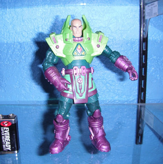 Battle Armor, Lex Luthor Pack Dc Universe Vs Masters Of The