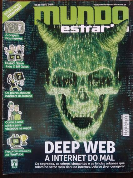 Revista Mundo Estranho- 160- Dezembro- 2014