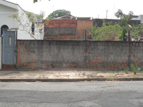 Imagem 1 de 6 de Terreno À Venda, Vila Santa Maria - Americana/sp - 4420