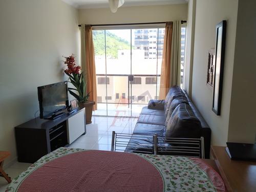 Apartamento Padrão À Venda Na Enseada Guarujá/sp - 1354