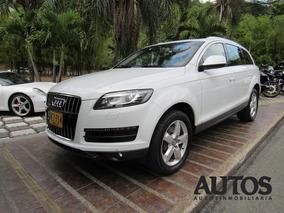 Audi Q7 Luxury Cc 3000 Diesel 4x4