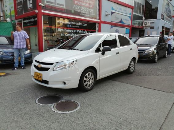 Chevrolet Sail Ls 2016 Perfecto Estado