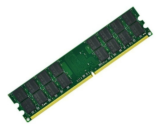 Memoria Pc 2gb Value Ram Ddr2 800 Mhz