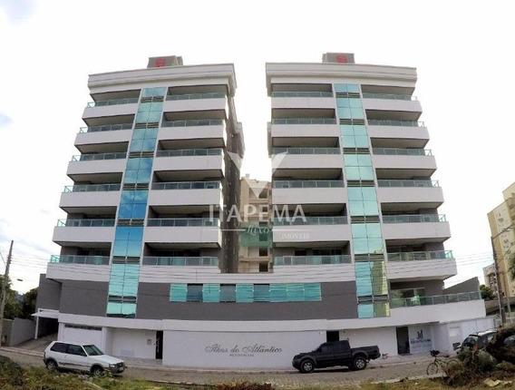 Barbada Apartamento 03 Quartos Na Meia Praia - Ref 564