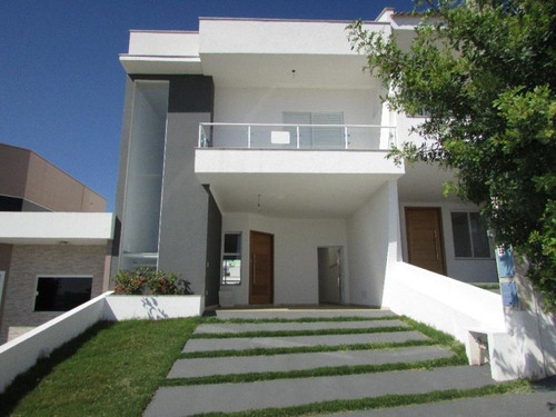 Sobrado Com 3 Dormitórios À Venda, 192 M² Por R$ 590.000,00 - Condominio Golden Park Residence Ii - Sorocaba/sp - So0049 - 67640522