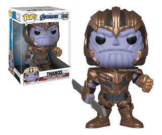 Funko Pop Thanos 26 Cm 460 Endgame Original Scarlet Kids
