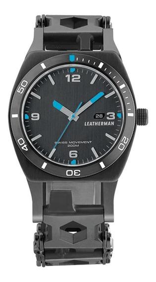 Relógio Leatherman Tempo - Aço Inox 83242