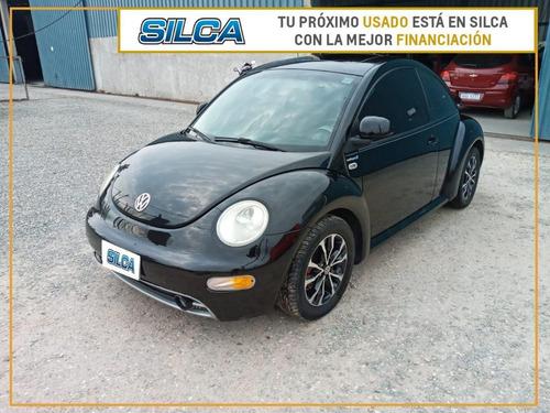 Volkswagen New Beetle 2.0 2000 Negro 4 Puertas