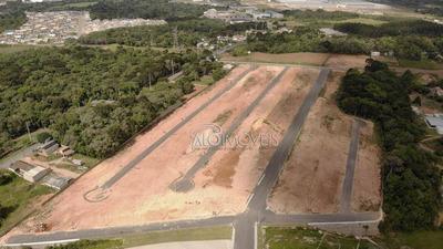Terreno À Venda, 144 M² Por R$ 79.500 - Eucaliptos - Fazenda Rio Grande/pr - Te0043