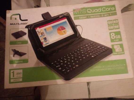 Caixa Vazia Tablet Multilaser M7s Quad