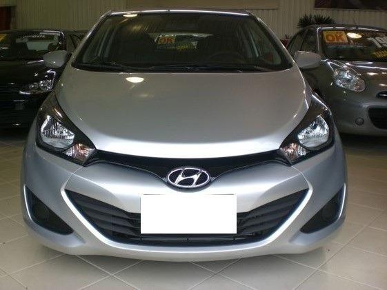Hyundai Hb20 1.6 Comfort Plus Prata 16v Flex 4p Manual 2013