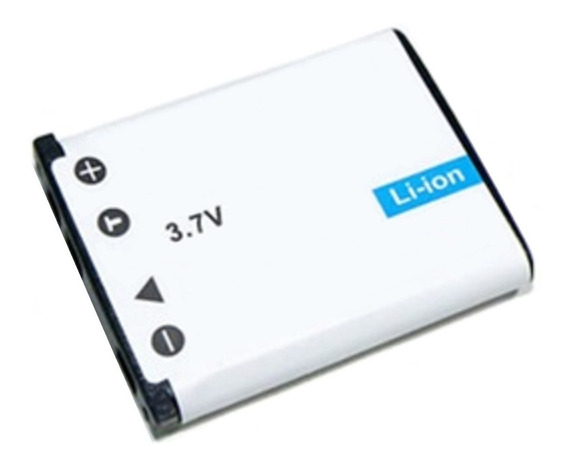 Bateria Np-80 Camera Digital P/ Casio Exilim Ex-g1 S5 S6 Z33