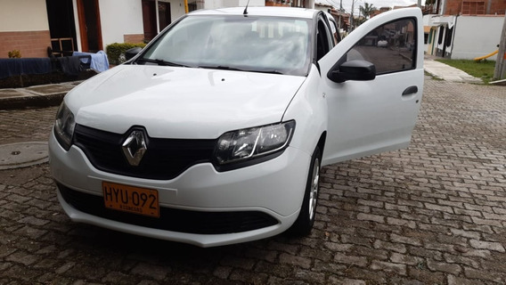Renault Logan Authentic 2018